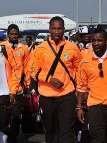 Didier Drogba, photo: CTK