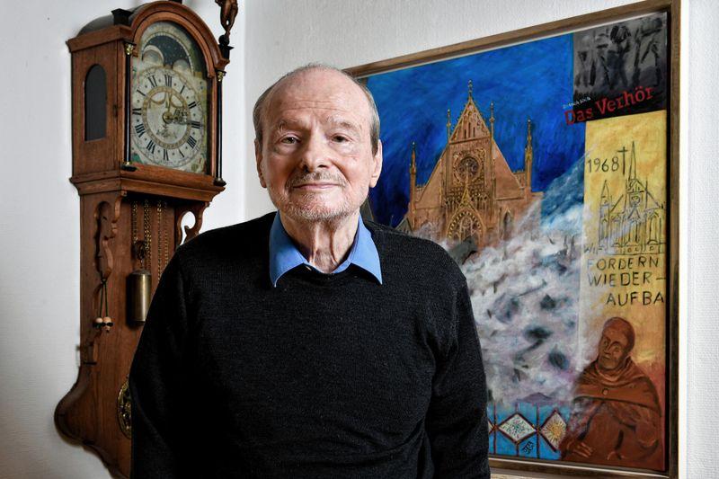 Dietrich Koch (Foto: Paměť národa)