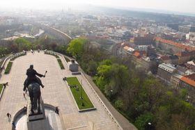 La colina de Vítkov, foto: Kristýna Maková