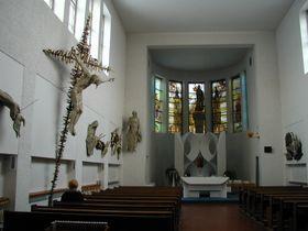 L'église Notre-Dame-de-la-Paix