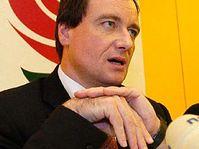 Ministr zdravotnictví David Rath po zvolení lídrem pražské ČSSD, foto: ČTK