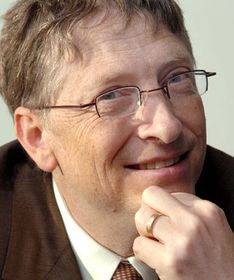 Bill Gates (Foto: CTK)