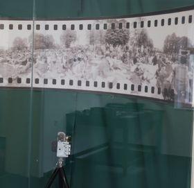 Kamera für Panoramaaufnahmen (Foto: Martina Schneibergová)