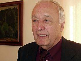 Bedřich Danda, foto: autor