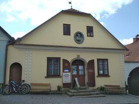 La maison natale de Karel Havlíček Borovský, photo: Alžběta Ruschková