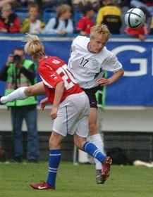 Чехи обыграли эстонцев со счетом 2:0 (Фото: ЧТК)
