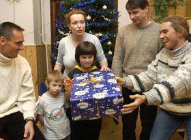 Министр Петра Бузкова посетила детский дом в Праге (Фото: ЧТК)