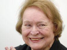 Slávka Peroutková (na snímku z roku 2005), foto: ČTK