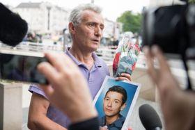 Отец одной из жертв, Фото: ЧТК
