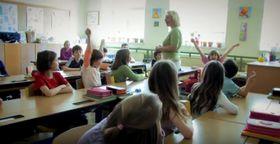 Výuka včeské škole ve Vídni, zdroj: ČT