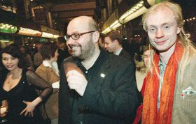 De izquierda: Vladimír Morávek y Jan Budar, foto: CTK