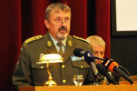 Aleš Opata, foto: Miroslav Šindelář, archivo del Ejército Checo