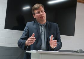 Wolfgang Schwarz (Foto: Martina Schneibergová)