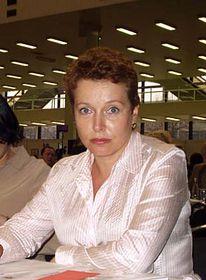 Ministryně školství Petra Buzková