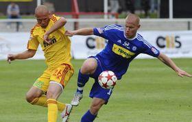 Dukla Prague drew 0:0 at home with Sigma Olomouc, photo: CTK