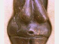 The Ceramic Venus of Dolni Vestonice