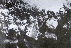 Красная армия в Словакии, 1944 г.