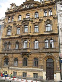 The house where Věra Kölbelová lives