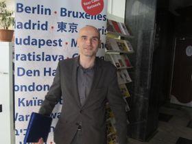 Марек Гавличек, Фото: Антон Каймаков, Чешское радио - Радио Прага