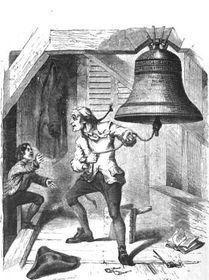 Glöckner - zvoník (Quelle: Wikimedia Commons, Public Domain)