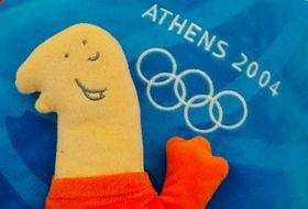 La mascota de los Juegos Olímpicos, foto: CTK