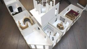 Visualisierung der neuen Dauerausstellung (Foto: ProjektilArchitekti)