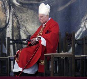 Cardinal Tomáš Špidlík, photo: CTK