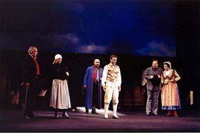 'La Fiancée vendue', photo: Archives du théâtre J. K. Tyl à Prague