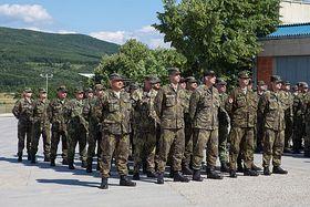L'armée tchèque au Kosovo, photo: www.army.cz