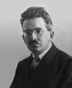 Walter Benjamin, photo: public domain