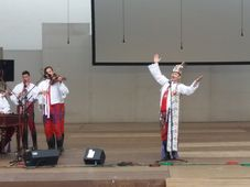 Folklorefestival in Strážnice (Foto: Strahinja Bućan)