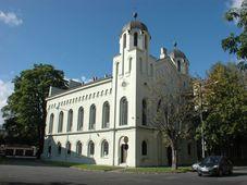 Synagoge in Krnov (Foto: Jana Šustová, Archiv des Tschechischen Rundfunks)