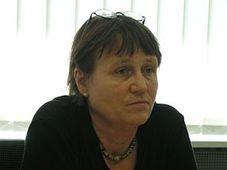 Anna Šabatová (Foto: Asya Chekanova)
