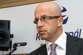 Pavel Telička, foto: Alžběta Švarcová, ČRo