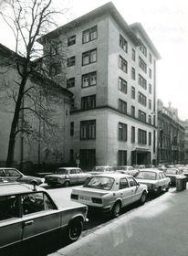 Le siège de la Radio tchèque de Brno en 1925, photo: APF ČRo