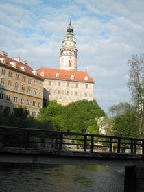Český Krumlov castle, photo: Magdalena Kašubová