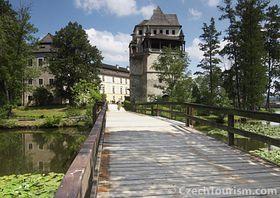Blatná Castle, photo: CzechTourism