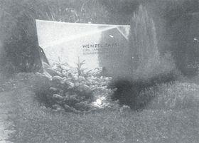 Jaksch-Grab in Wiesbaden