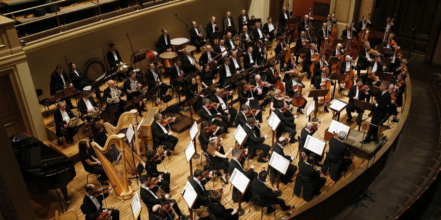 The Prague Radio Symphony Orchestra, photo: Petr Horník, ČRo