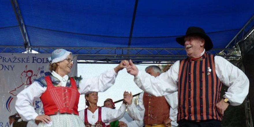 Photo: archive of Prague Folklore Days