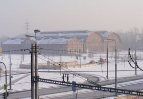 El invierno en Ostrava, foto: Jan Kukal