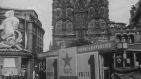 Пороховые ворота. Прага времен социализма, фото: Wikimedia Commons, Public domain