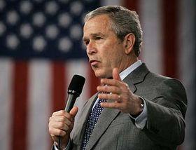 George Bush (Foto: CTK)