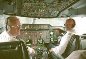 Los pilotos checos están decididos a entrar en huelga..., foto: CTK