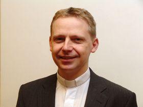 Michal Němeček, foto: página web oficial del Arzobispado de Praga