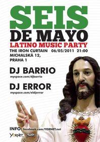 La fiesta Seis de Mayo