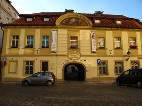 Náprstkovo muzeum, foto: Kristýna Maková, archiv Českého rozhlasu - Radia Praha