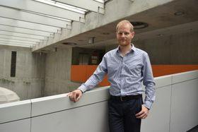 Filip Koubek, photo: Ondřej Tomšů
