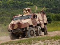 Titus, foto: web oficial de Fuerzas Armadas Checas
