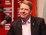 Tomáš Prouza, foto: Jana Trpišovská, ČRo